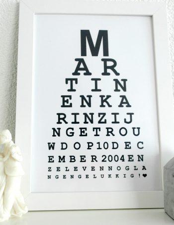 eyechart-gepersonaliseerd