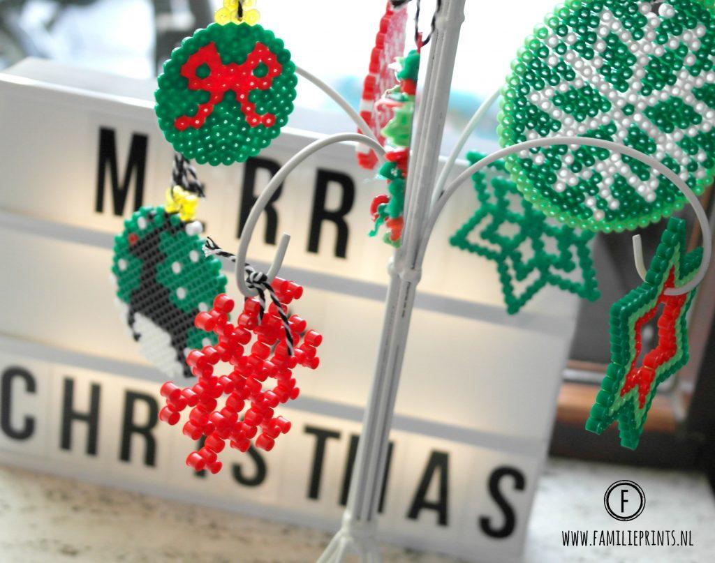 strijkkralen kerst