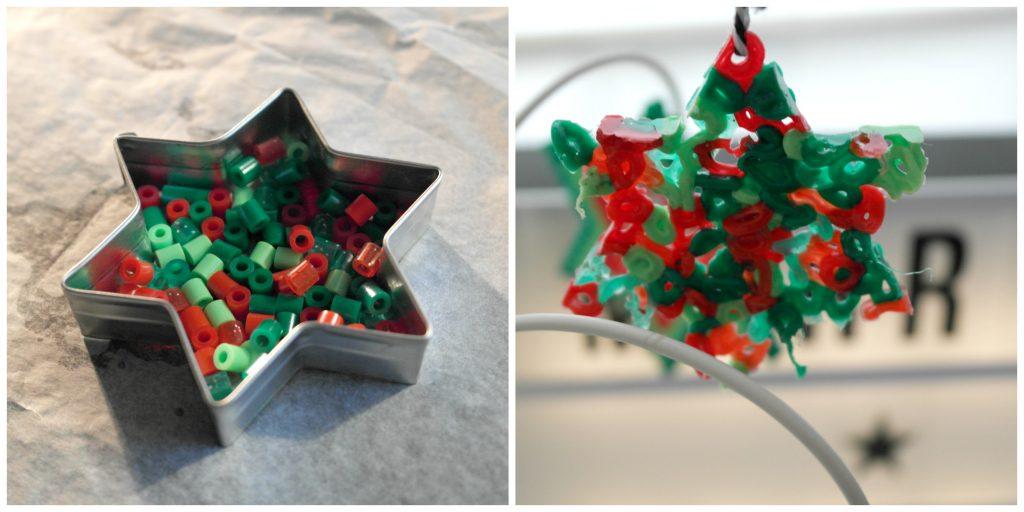 christmas ornament hama beads