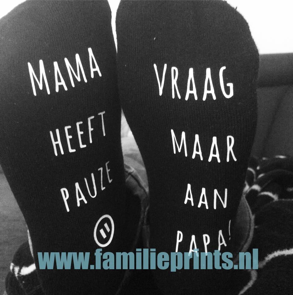 moederdag sokken